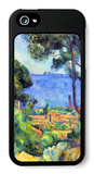 Land Scape iPhone 5 Case by Paul Cézanne
