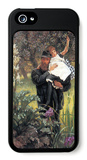 The Widower iPhone 5 Case by James Tissot