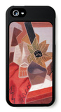 Flowers on the Table iPhone 5 Case by Juan Gris