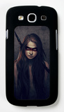 Howl Galaxy S III Case by Charlie Bowater