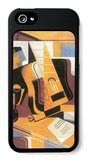 Guitar iPhone 5 Case by Juan Gris