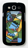 Landscape with Houses Galaxy S III Case by Juan Gris