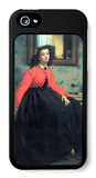 Portrait of Mme. L.L. iPhone 5 Case by James Tissot