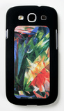 Fowl Galaxy S III Case by Franz Marc