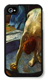 The Tub iPhone 4/4S Case by Edgar Degas