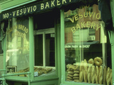 Bakery New York NY USA Photographic Print by Green Light Collection
