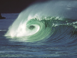 Spraying Wave Photographic Print by Green Light Collection