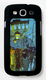 Avenue De Clichy Galaxy S III Case by Louis Anquetin