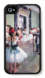 The Dance Class iPhone 4/4S Case by Edgar Degas