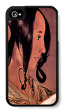 Woman's Head in Profile iPhone 4/4S Case by Georges de La Tour