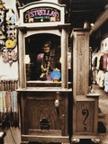 Fortune Teller Machine in a Store Photographic Print by Green Light Collection
