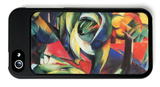 The Mandrill iPhone 5 Case by Franz Marc