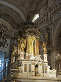 Altar in the Catedral Metropolitana, Plaza De Armas, Santiago, Chile Photographic Print by Green Light Collection