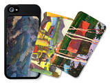 Landscapes in Abstract iPhone 5/5S Case Set by Richard Gerstl