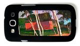 Landskap Galaxy S III Case av Paula Modersohn-Becker