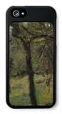 Sunny Meadow with Fruit Trees iPhone 5 Case by Richard Gerstl