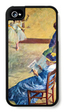 During the Dance Lessons  Madame Cardinal iPhone 4/4S Case by Edgar Degas