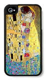 The Kiss 2 iPhone 4/4S Case by Gustav Klimt