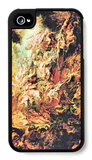 Hell Overthrow of the Damned iPhone 4/4S Case by Peter Paul Rubens
