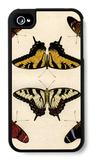 Butterfly Melage II iPhone 4/4S Case