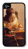 The Lacemaker iPhone 4/4S Case by Jan Vermeer