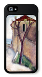 Tree and House iPhone 5 Case by Amedeo Modigliani