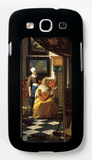 The Love Letter Galaxy S III Case by Jan Vermeer