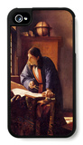 The Geographer iPhone 4/4S Case by Jan Vermeer