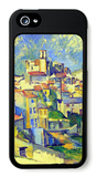 Gardanne iPhone 5 Case by Paul Cézanne