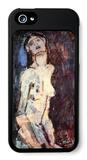 Nude, Nudo Dolente iPhone 5 Case by Amedeo Modigliani