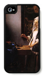 Weights iPhone 4/4S Case by Jan Vermeer