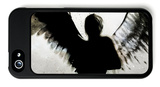 Heaven in her arms iPhone 5 Case by Alex Cherry