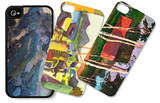 Landscapes in Abstract iPhone 4/4S Case Set by Richard Gerstl