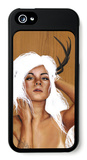 Headaches iPhone 5 Case by Charmaine Olivia