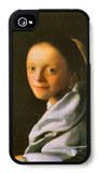 Maid iPhone 4/4S Case by Jan Vermeer
