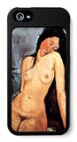Nude Female iPhone 5 Case by Amedeo Modigliani