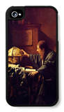 The Astronomer iPhone 4/4S Case by Jan Vermeer