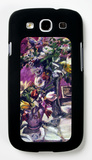 Lilac and Tulips Galaxy S III Case by Lovis Corinth