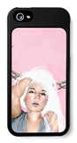More Headaches iPhone 5 Case by Charmaine Olivia