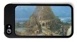 Tower of Babel iPhone 5 Case by Pieter Bruegel the Elder
