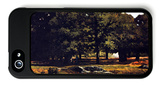 Chestnut Avenue in La Cellesaintcloud iPhone 5 Case by Alfred Sisley