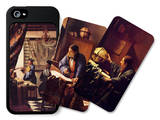 People and Everyday Life iPhone 5/5S Case Set by Jan Vermeer