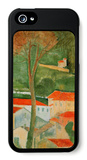 Landscape in the Toscana iPhone 5 Case by Amedeo Modigliani