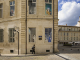 Trompe L'oeil Wall Paintings, Off the Place De L'Horloge, Avignon, Provence, France Photographic Print by Green Light Collection