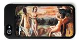 Judgement of Paris iPhone 5 Case by Paul Cézanne