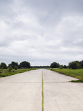Former Soviet-era Red Air Force Base, Haapsalu, Estonia Photographic Print by Green Light Collection