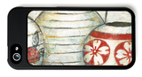New Year Lanterns II iPhone 5 Case by Chariklia Zarris