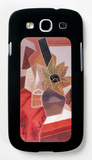 Flowers on the Table Galaxy S III Case by Juan Gris