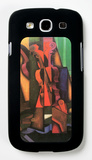Violin and Guitar Galaxy S III Case by Juan Gris