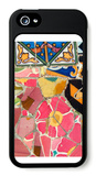 Mosaic Fragments III iPhone 5 Case by  Vision Studio